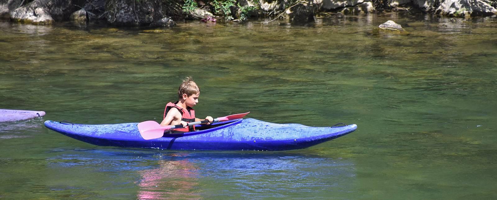 canoe sejour sport